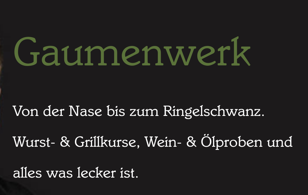 Wurst-Event