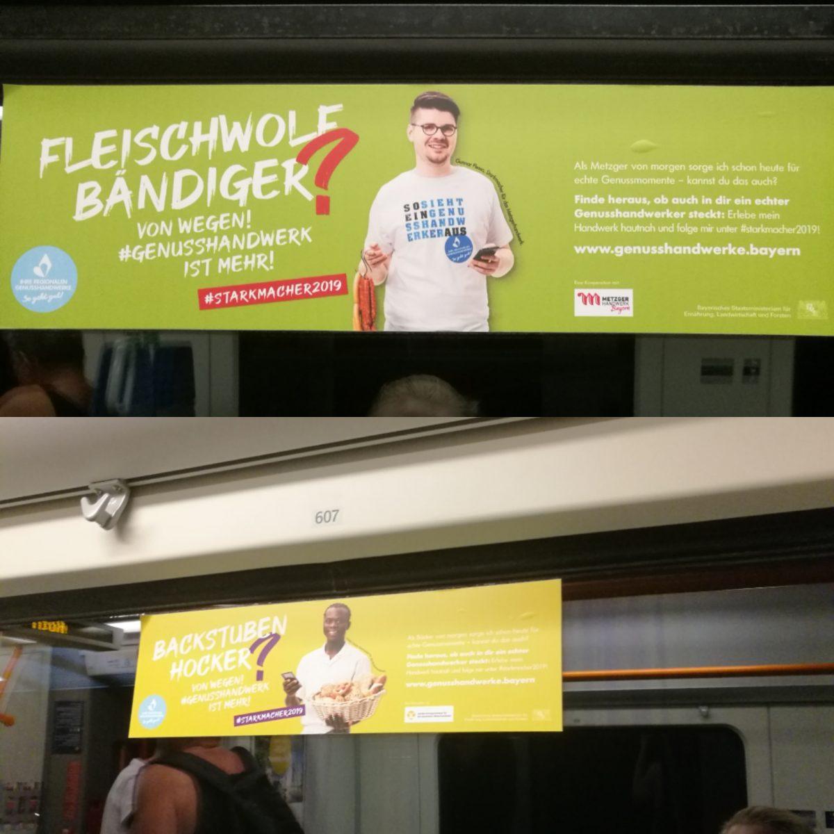 Genusshandwerke Kampagne entdeckt