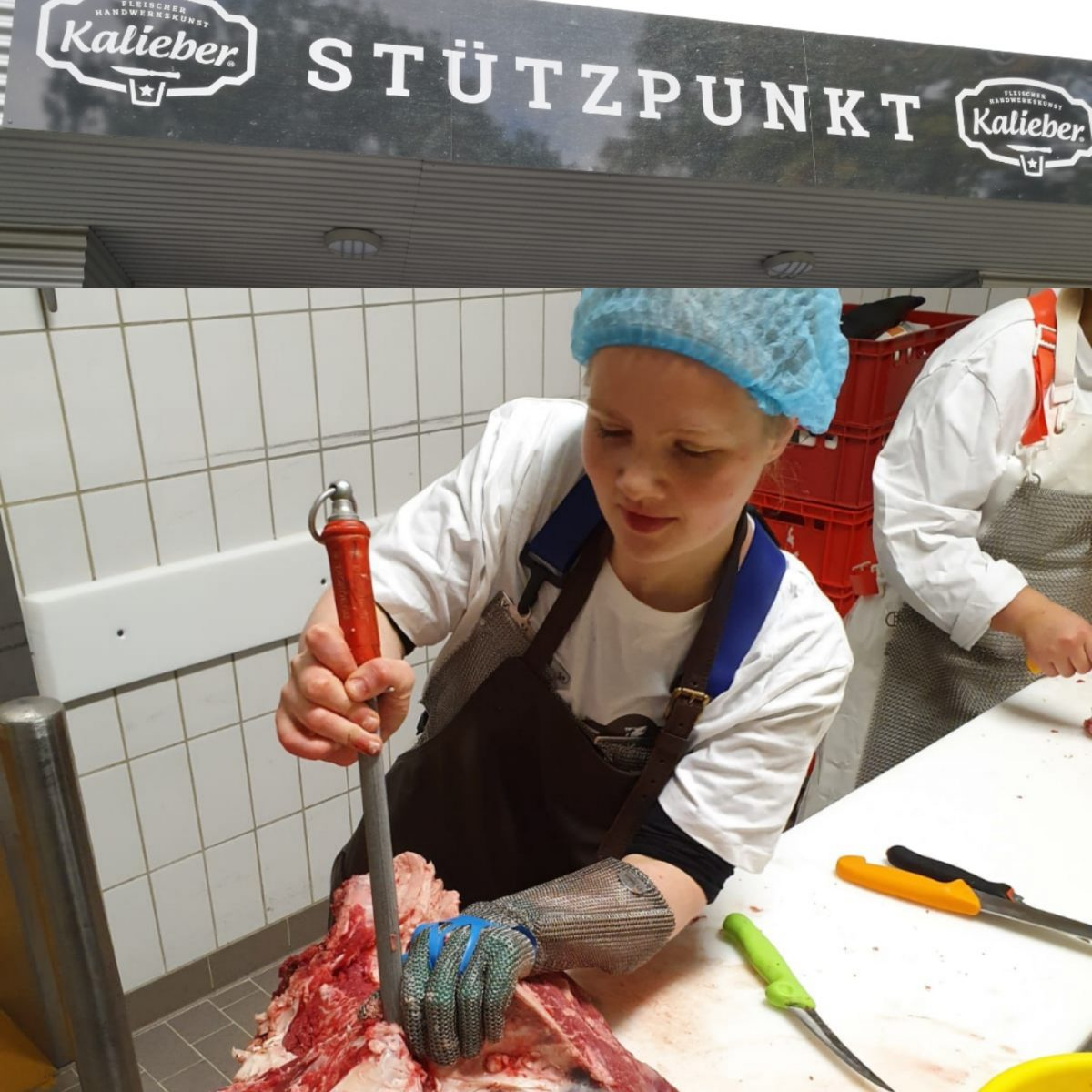 Training: Butcher Wolf Pack in Lastrup