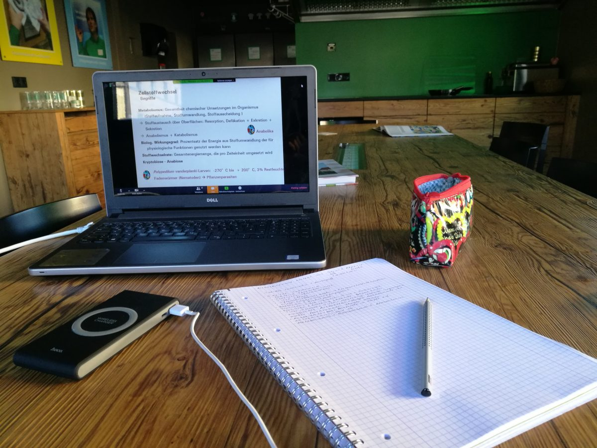 Studium: Digital vs. Analog
