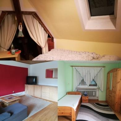Wohnungsvergleich: Triesdorf vs. Hannover